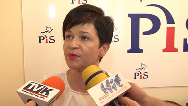Joanna Borowiak dementuje słowa prezydenta Włocławka!