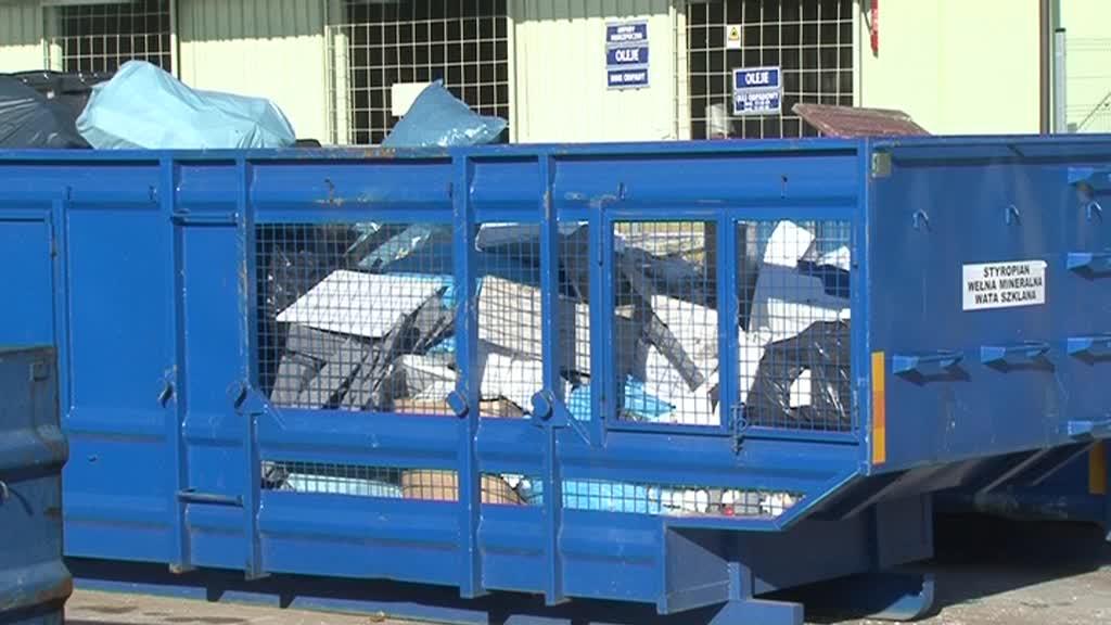 Okazja by pozbyć się odpadów wielkogabarytowych