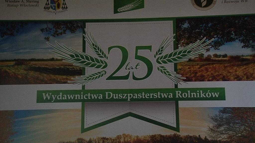 25 lat wydawnictwa duszpasterstwa rolników. Na gali minister i prezes TVP