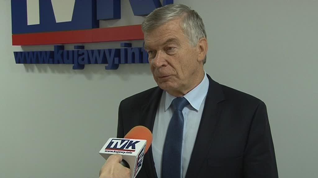 """Andrzej Pałucki: """"Nie jestem zaskoczony wyrzuceniem mnie z klubu radnych SLD"""""""
