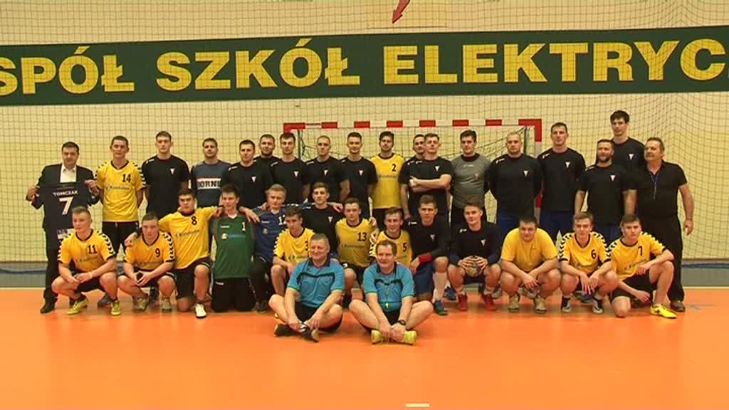 Zespół Szkół Elektrycznych ograł w piłkę ręczną Górnika Zabrze!
