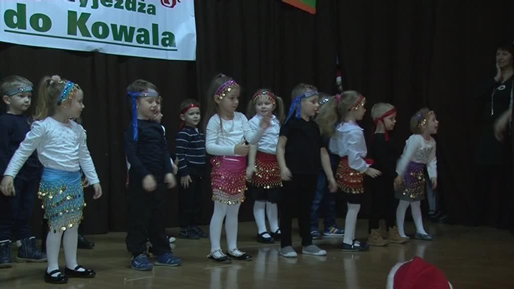 Charytatywny koncert mikołajkowy w Kowalu