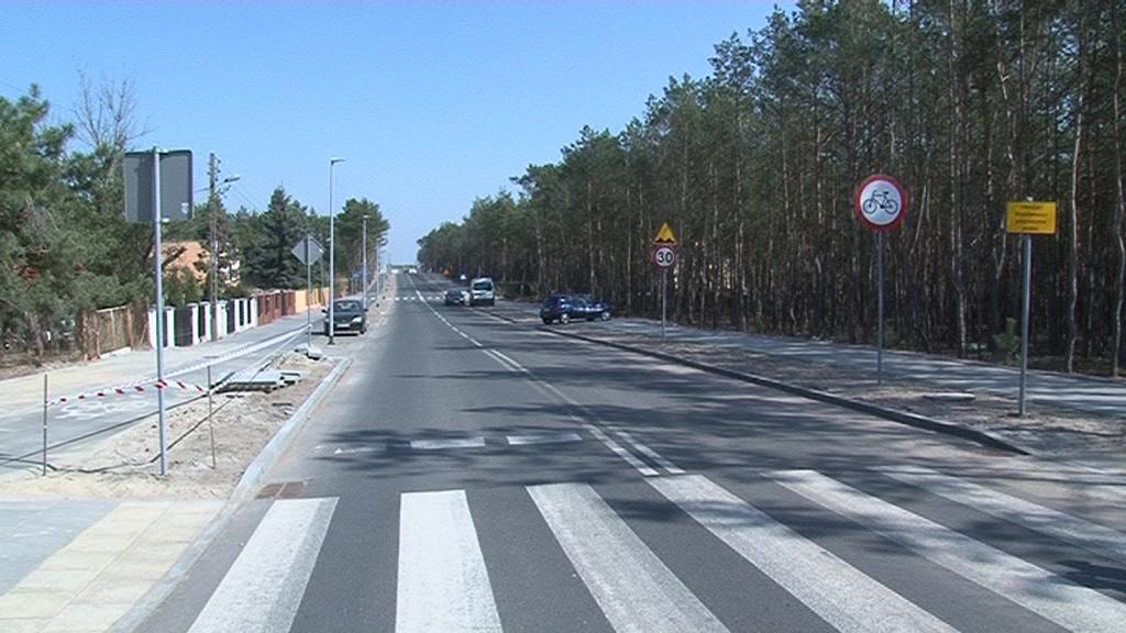 Na Brzezinowej wciąż ograniczenie prędkości do 30 km/h. Kiedy się to zmieni?