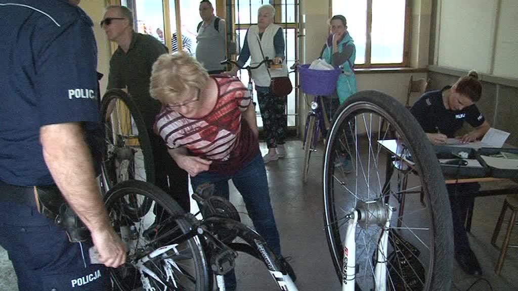 Znakowania rowerów ciąg dalszy