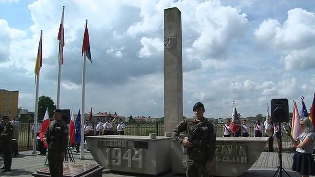 40. rocznica odsłonięcia Pomnika Sapera