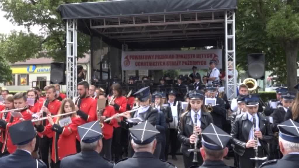 W Brześciu Kujawskim zagrały orkiestry dęte