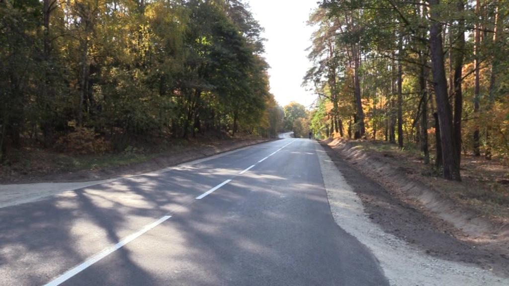 Zapomniany odcinek drogi wreszcie naprawiony!