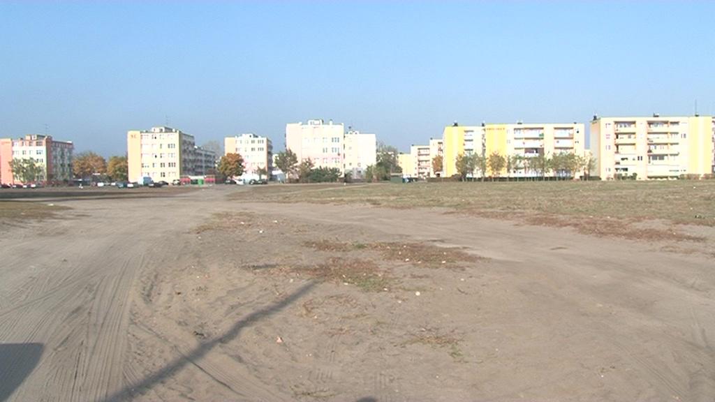 Czy plac cyrkowy na osiedlu Południe zostanie w końcu uporządkowany?
