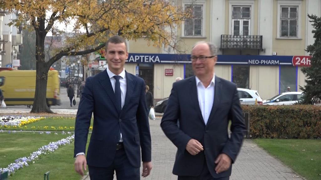 Szef SLD we Włocławku