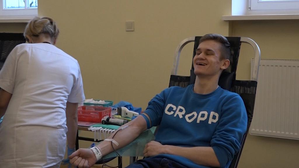 Kolejna akcja poboru krwi w LMK