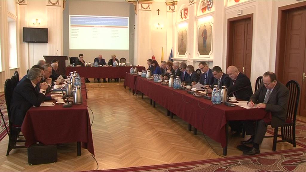 Budżet powiatu włocławskiego przyjęty