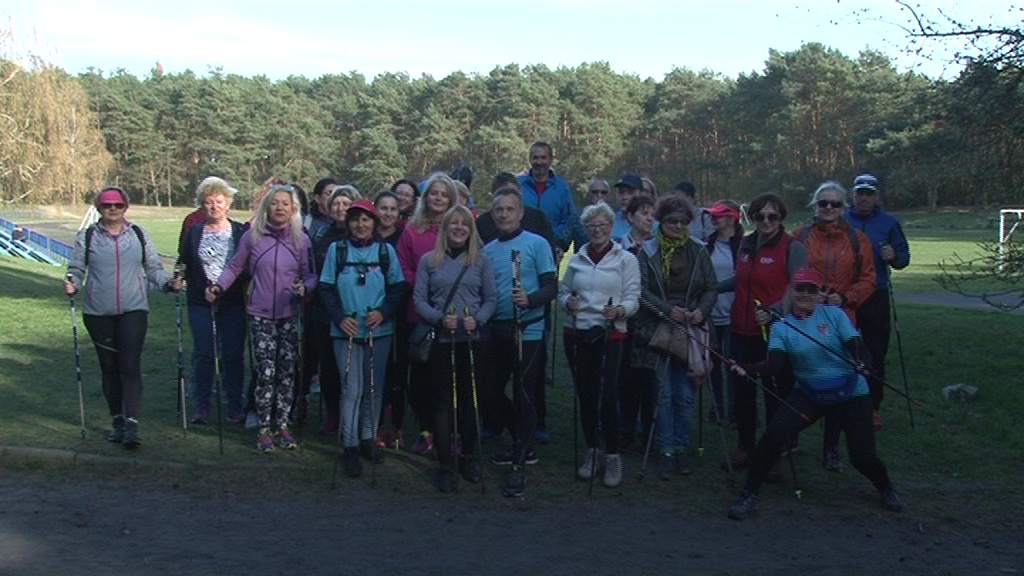 Nordic walking to ich hobby