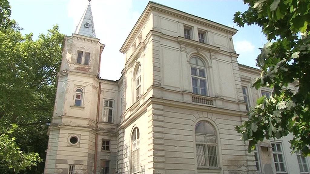 Zabytkowy pałac zmieni się w Centrum Kujawskiej Muzyki