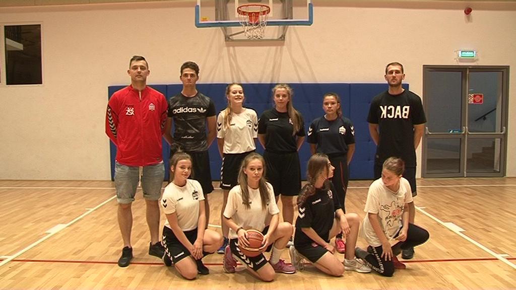 Przebudowana drużyna AZS przygotowuje się do debiutu w II lidze koszykówki!