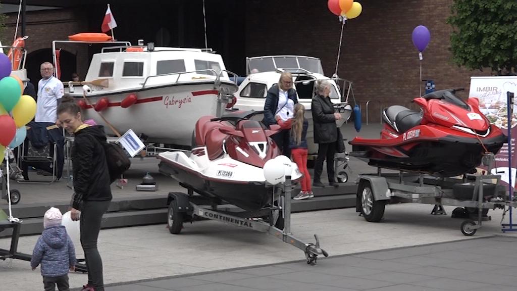 Motorowodni-Motoromodni zaprezentowali swoje łodzie