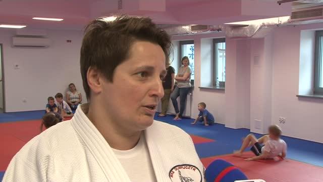 Pod okiem medalistki olimpijskiej rozpoczęli przygodę z judo
