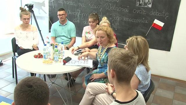 O znaczeniu Okrągłego Stołu dla losów Polski rozmawiano w Kawiarni Obywatelskiej
