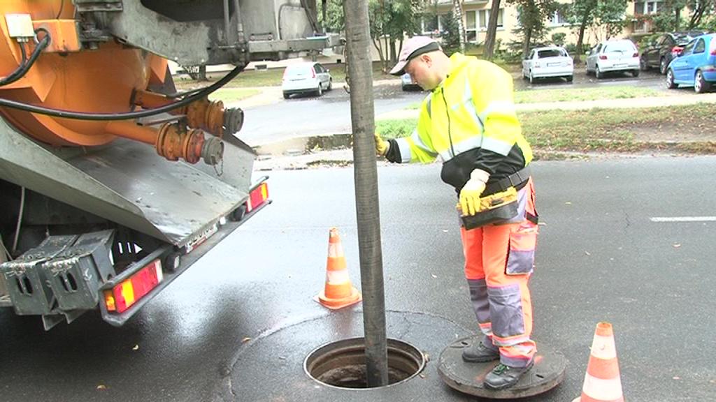 MPWiK modernizuje infrastrukturę kanalizacyjną innowacyjną metodą