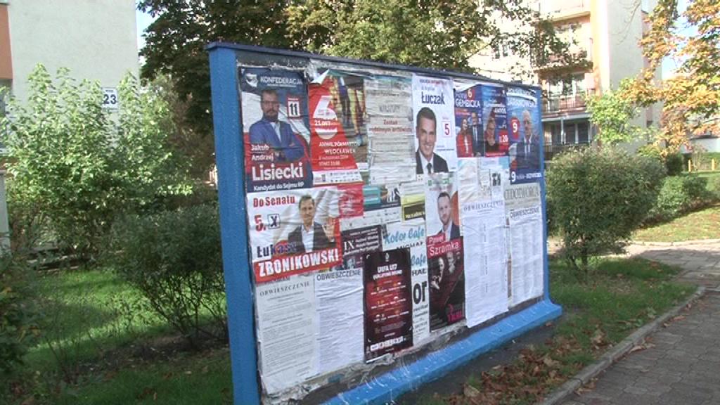 Kiedy plakaty i banery wyborcze znikną z przestrzeni publicznej?