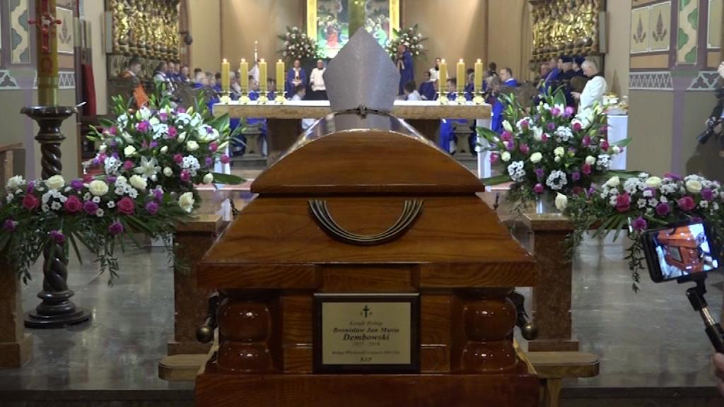 Pożegnanie Biskupa seniora