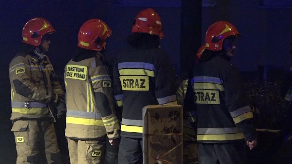 Kolejny śmiertelny pożar we Włocławku