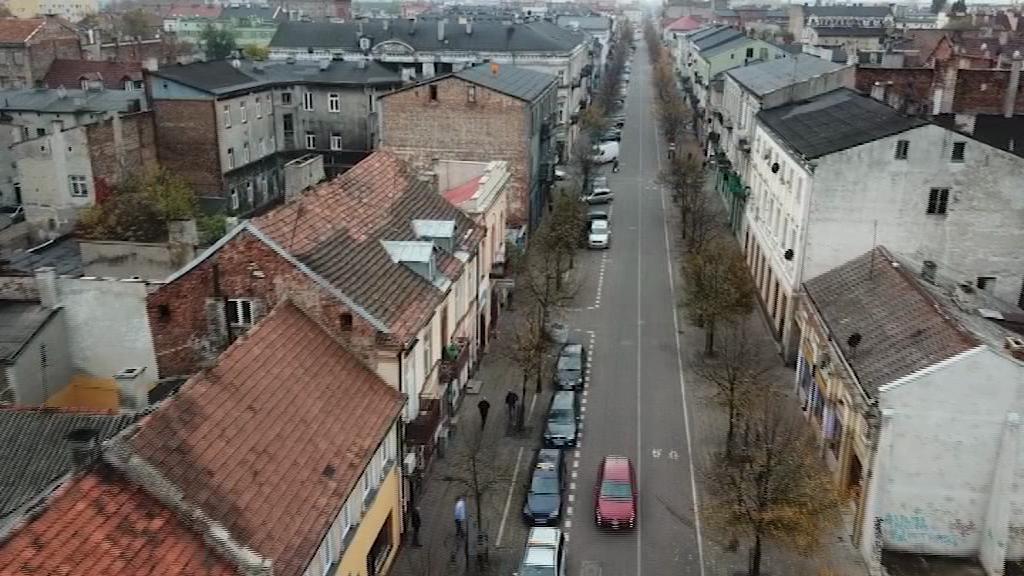 Tysiące interwencji na śródmieściu