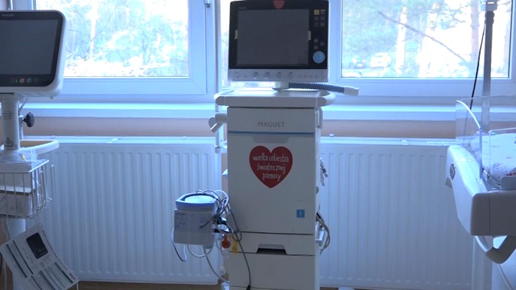 Efekty działalności tej fundacji są widoczne w każdym polskim szpitalu