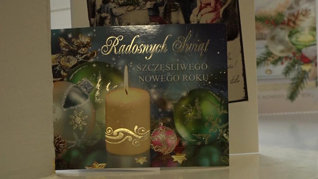 Czy kartki świąteczne są modne?