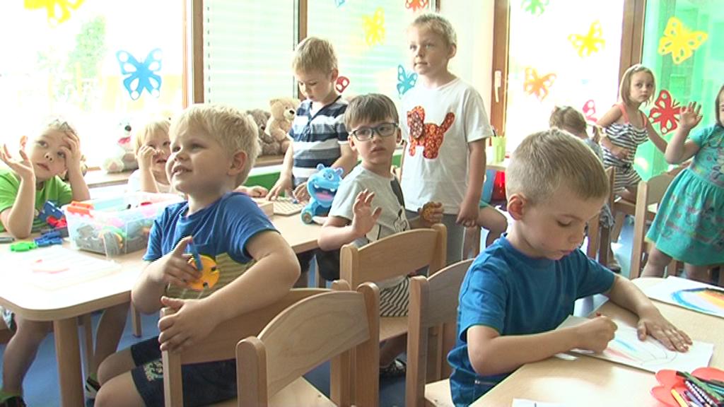 2,5 tysiąca miejsc w przedszkolach publicznych w nowym roku szkolnym!