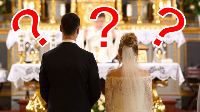 Koronawirus vs śluby