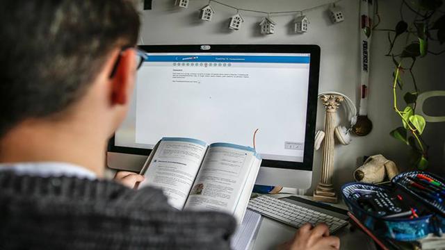 Egzaminy online rozpoczęte