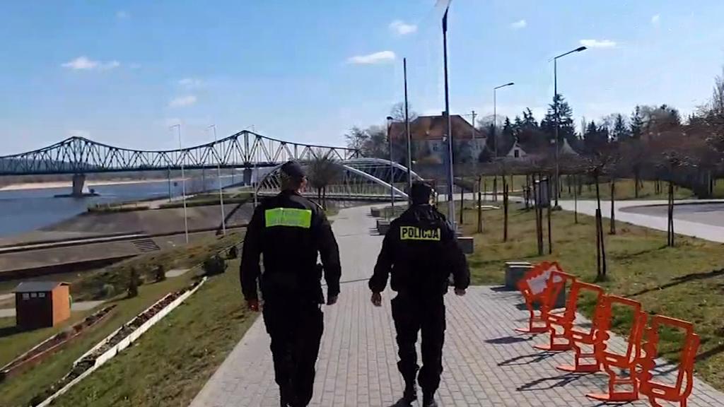 Wspólne patrole policji i straży miejskiej