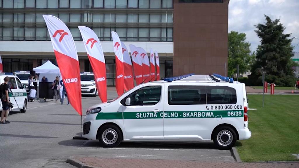 Krajowa Administracja Skarbowa z nowymi samochodami!