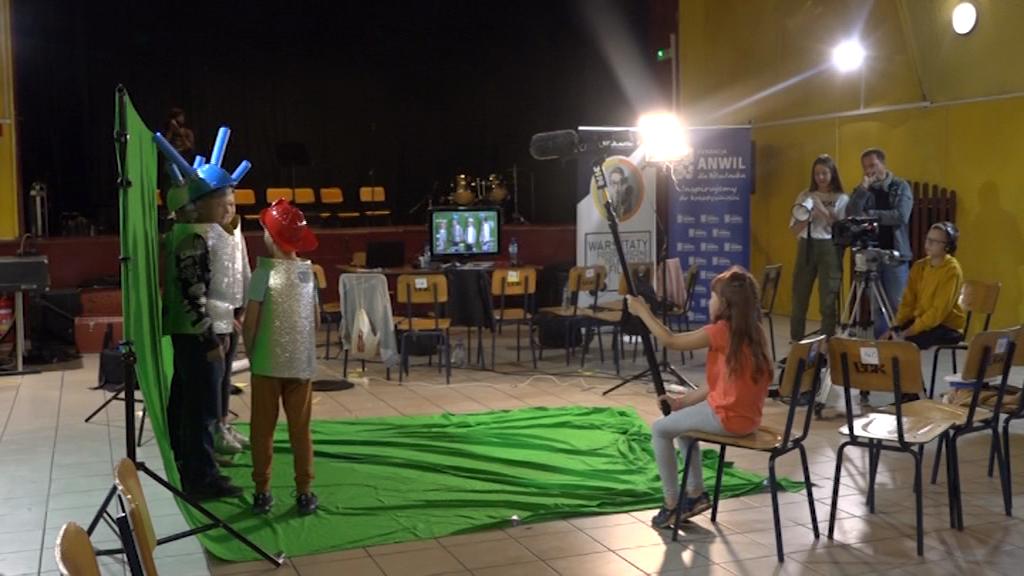 Telewizja zza kulis… w Brześciu Kujawskim