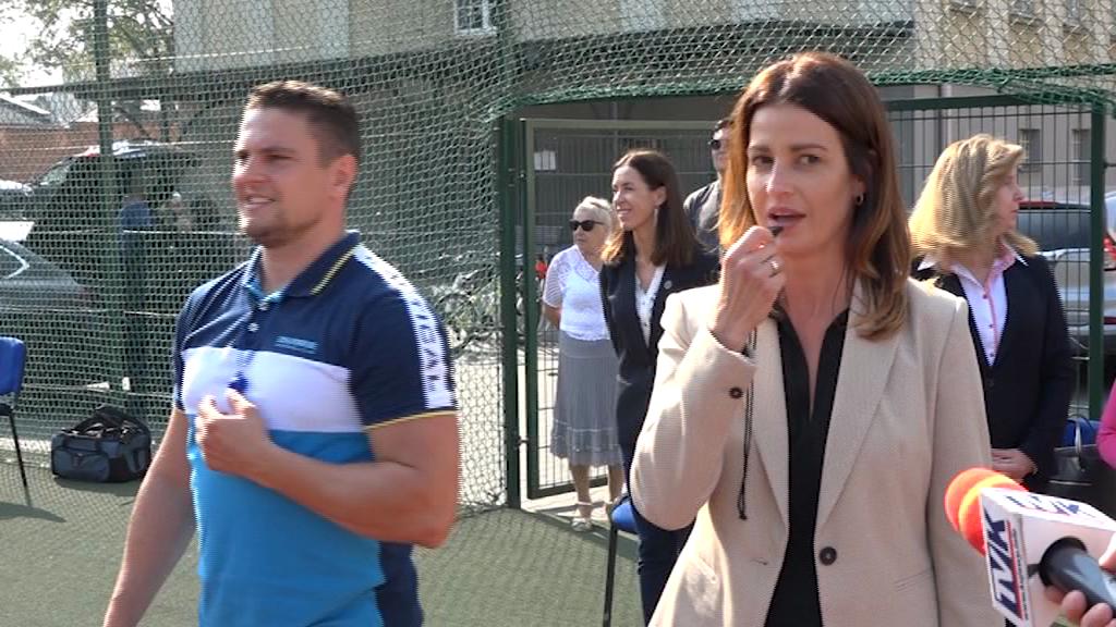 Minister Sportu z wizytą w regionie!