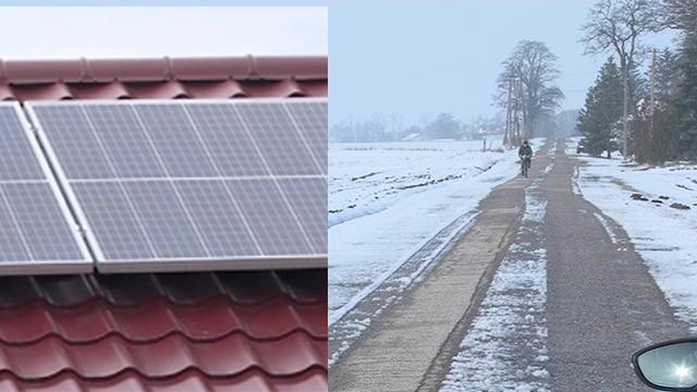 Rada Powiatu rozdzieliła środki na fotowoltaikę i zimowe utrzymanie dróg