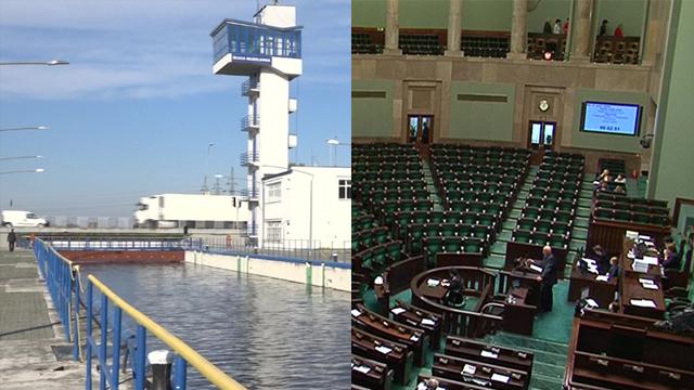 Jakie są efekty prac parlamentarnego zespołu ds. kaskadyzacji dolnej Wisły?